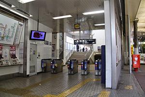阪急電鉄京都本線十三駅から徒歩2分
